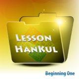 Beginning One | Hangul