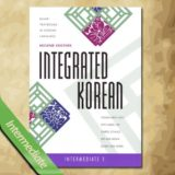 Integrated Korean Intermediate 1, Second Edition